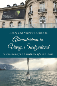 The Alimentarium In Vevey Switzerland In Depth Guide And Review Family Travel Places To Travel Travel With Kids
