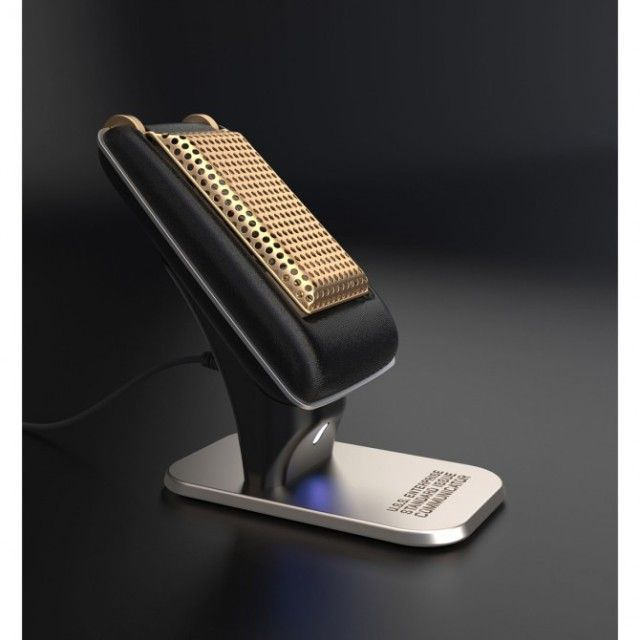 Star Trek Communicator For Your Smartphone Is Just Perfect