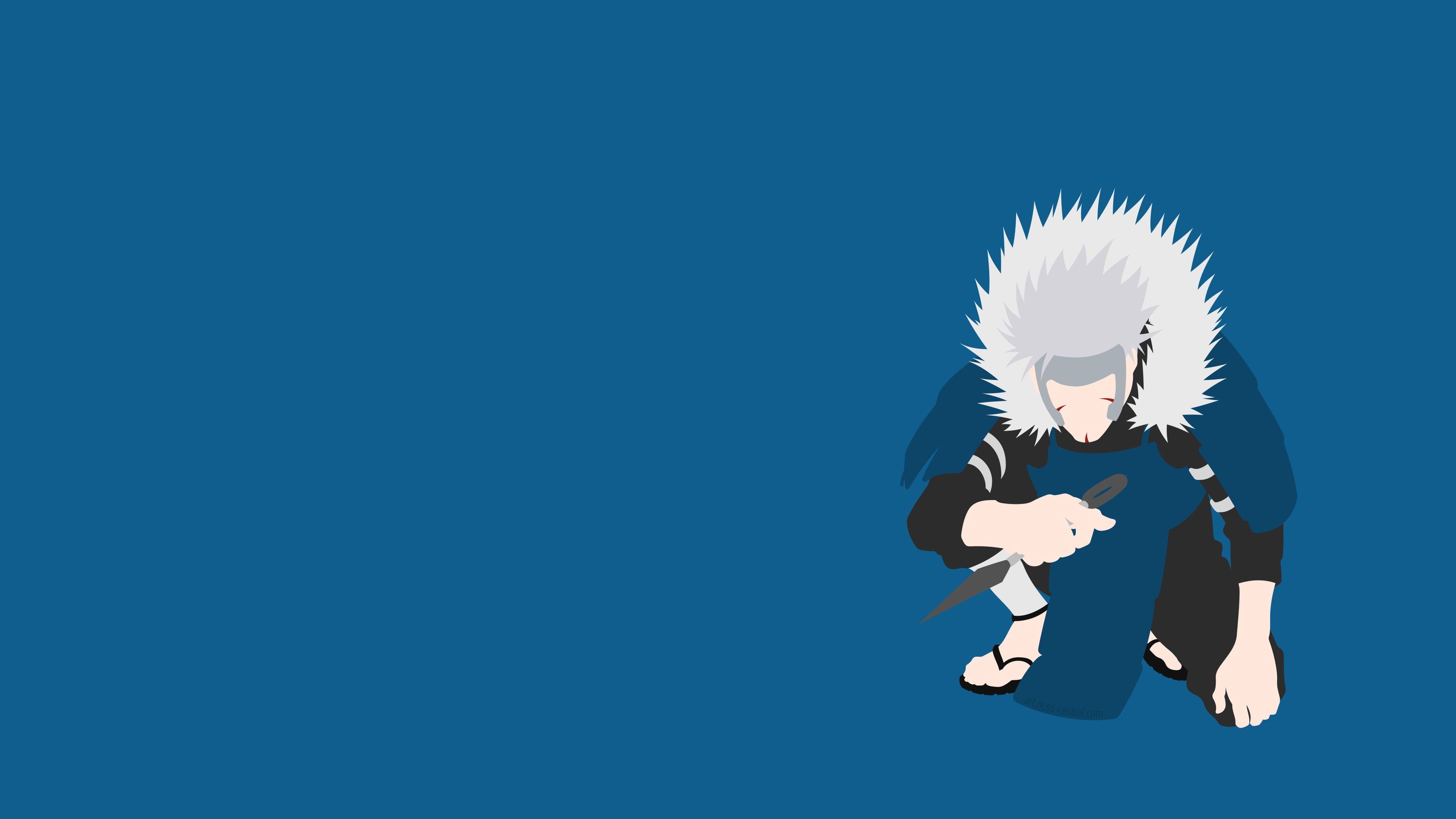 Anime Naruto Tobirama Senju 4k Wallpaper Hdwallpaper Desktop Naruto Wallpaper Anime Anime Wallpaper Download Anime minimalist wallpaper 4k
