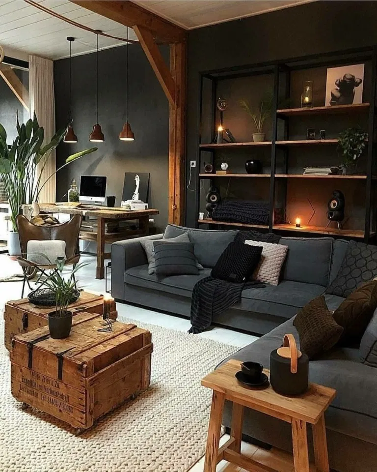 42 Ideas For Living Room Small Rustic Beams Livingroom: 42 Small Living Room Decorating & Design Ideas 6 In 2020