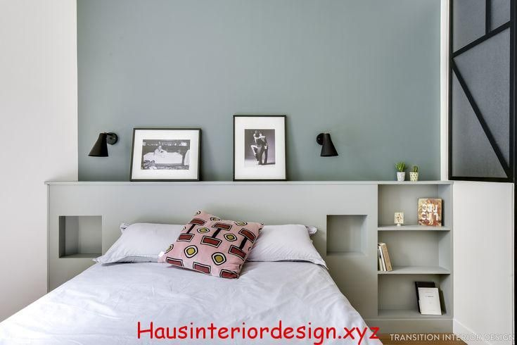 Renovierung einer Wohnung von 40 m2 in Paris, Transition