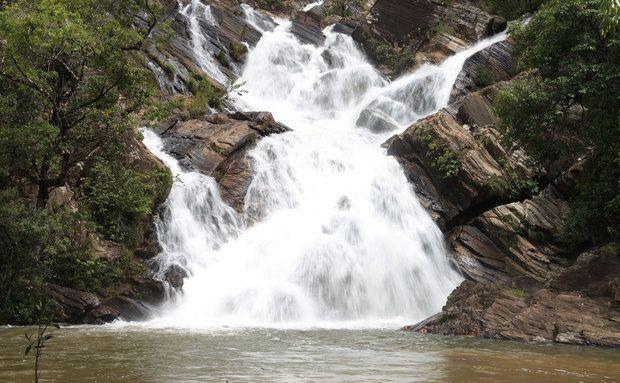 Pirenópolis Cachoeira do Lázaro Goiás