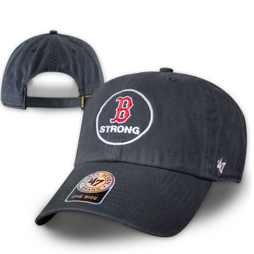 5a00e4bb727e7 B Strong baseball cap. Boston B Strong Hat BSTRONG  20.00 100% of the  proceeds go to the ONEFUNDBOSTON LAST CHANCE TO PURCHASE