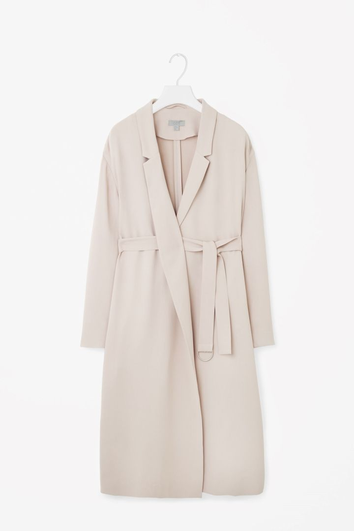 belted trench blazer cos pinterest trench and blazers