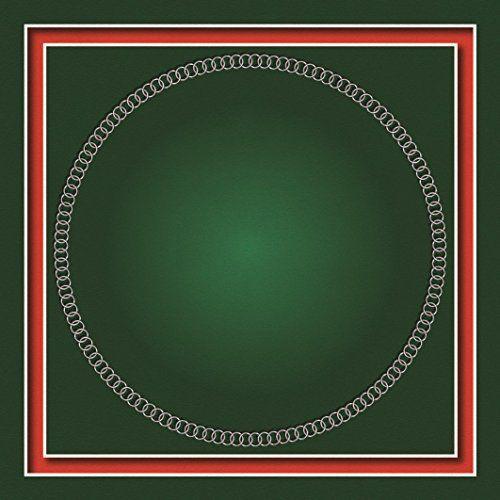 Id Mat Tapis Jeu De Carte 17 1281 Fibres Synthetiques Vert