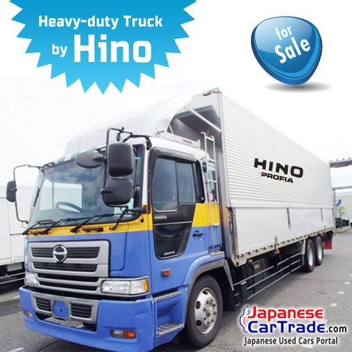 31802e68ff Buy Japanese Used Hino Trucks. Convenience Comes in Different Sizes !! High  Quality Hino Profia Trucks For Sale