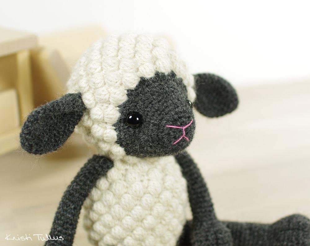 Amigurumi Zeitschrift 2016 : Amigurumi sheep pattern crochet: amigurumi pinterest amigurumi