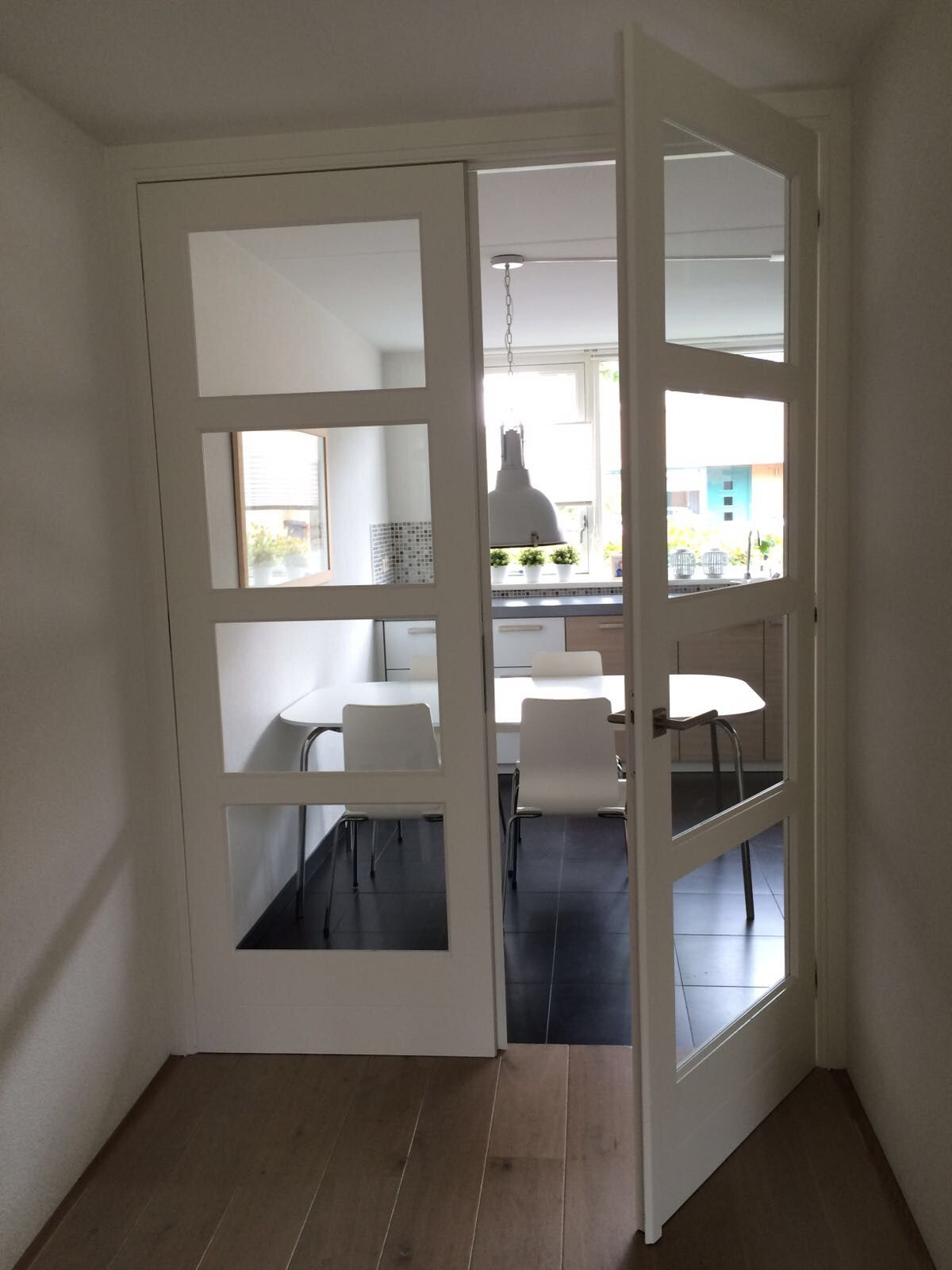 Pin van mijndeurenwinkel.nl op Dubbele deuren Dubbele