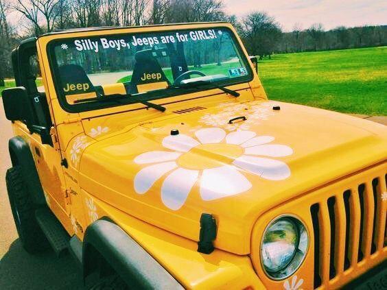 Pin By Makayla Derycke On Dreams Yellow Jeep Dream Cars Jeep Cute Cars