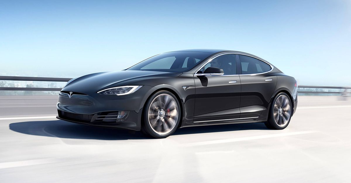 Model S Is The Safest Quickest Car On The Road With Industry