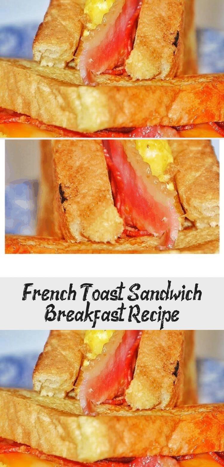 French Toast Sandwich Rezept – Gewähltes Lieblingsfrühstück für Kinder und a…