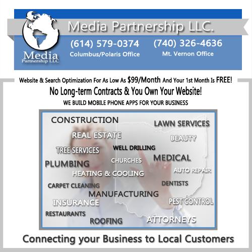 Media Partnership Llc 1900 Polaris Parkway Suite 450 Columbus Oh