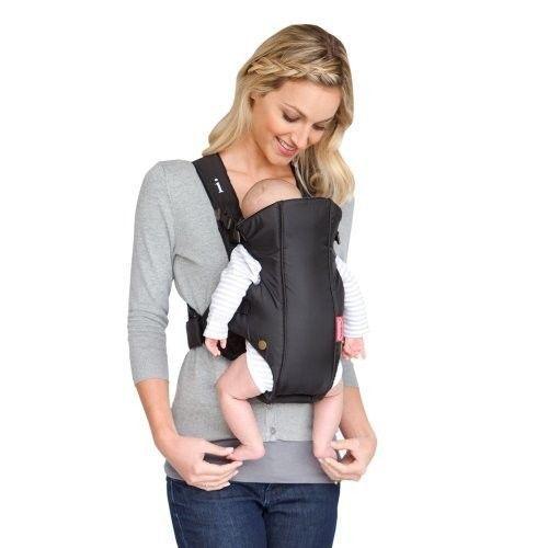 Baby Carrier Newborn Infant Adjustable Comfortable Compact Infantino NEW #Infantino