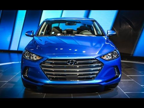 2017 Hyundai Elantra Release Date and Price  ALL NEW CAR REVIEW