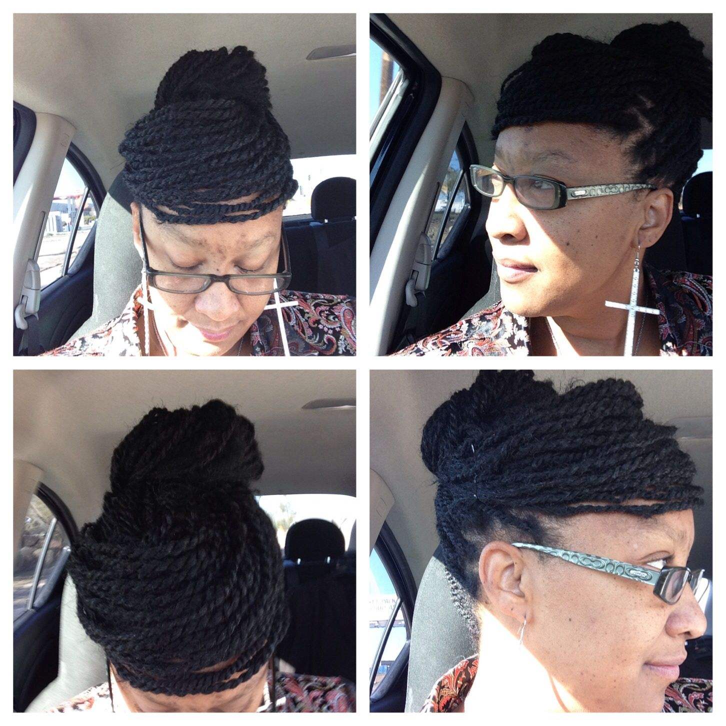 Protective style for the winter