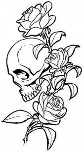 Photo of Best tattoo ideas thigh sketches skulls 62+ ideas Best tattoo ideas thigh …
