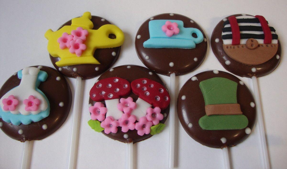 Pin De Isabel Milita O Em Cookies Decorados Com Imagens Alice