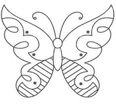 applique butterfly templates - Google Search