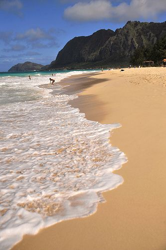 Waimanalo Beach Park, Oahu, Hawaii | Flickr - Photo Sharing!