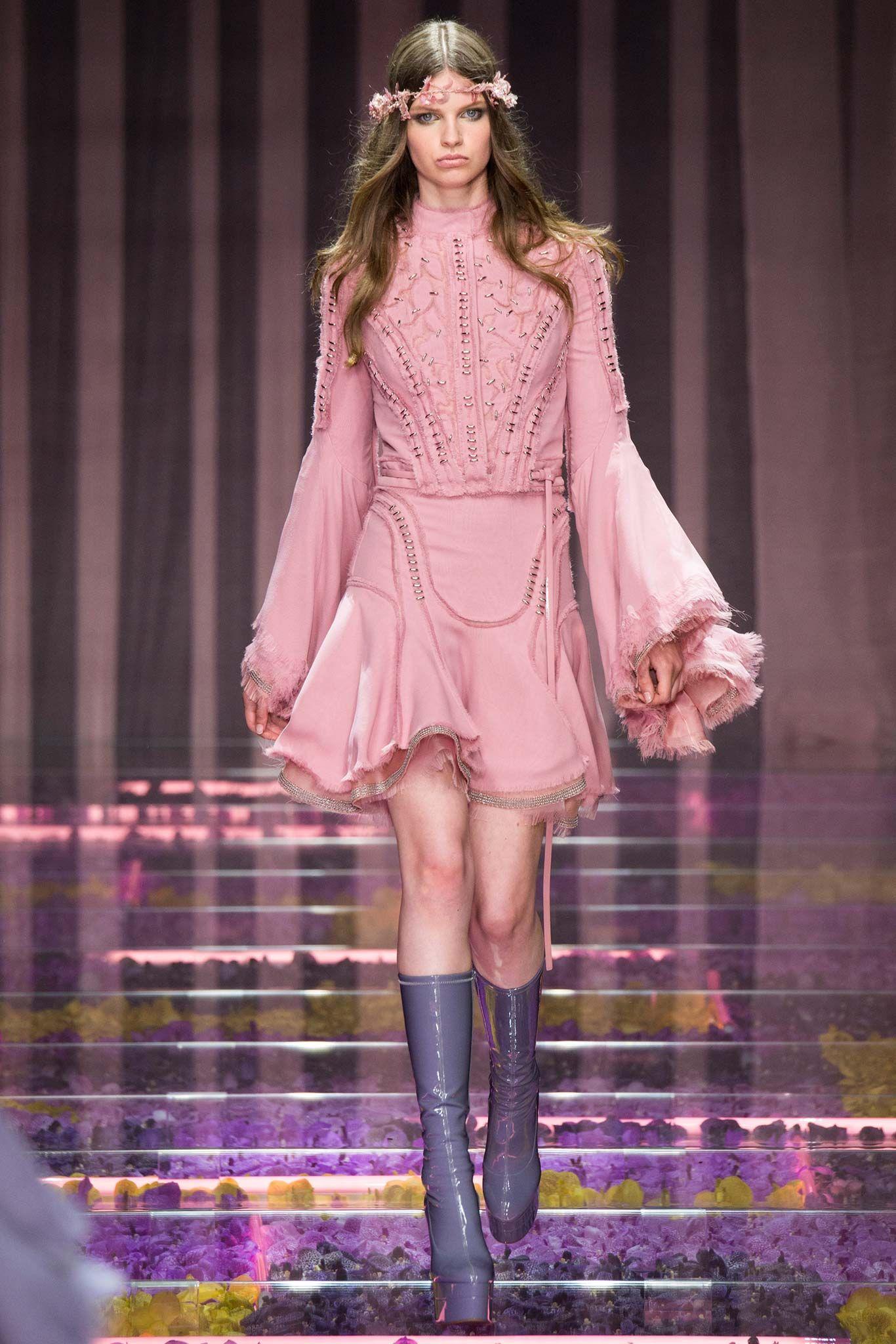 Atelier Versace Donatella Versace - Fall 2015 Couture | moda ...