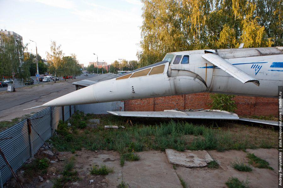 Ту-144 борт 77107 | Конкорд, Вертолеты и Авиация