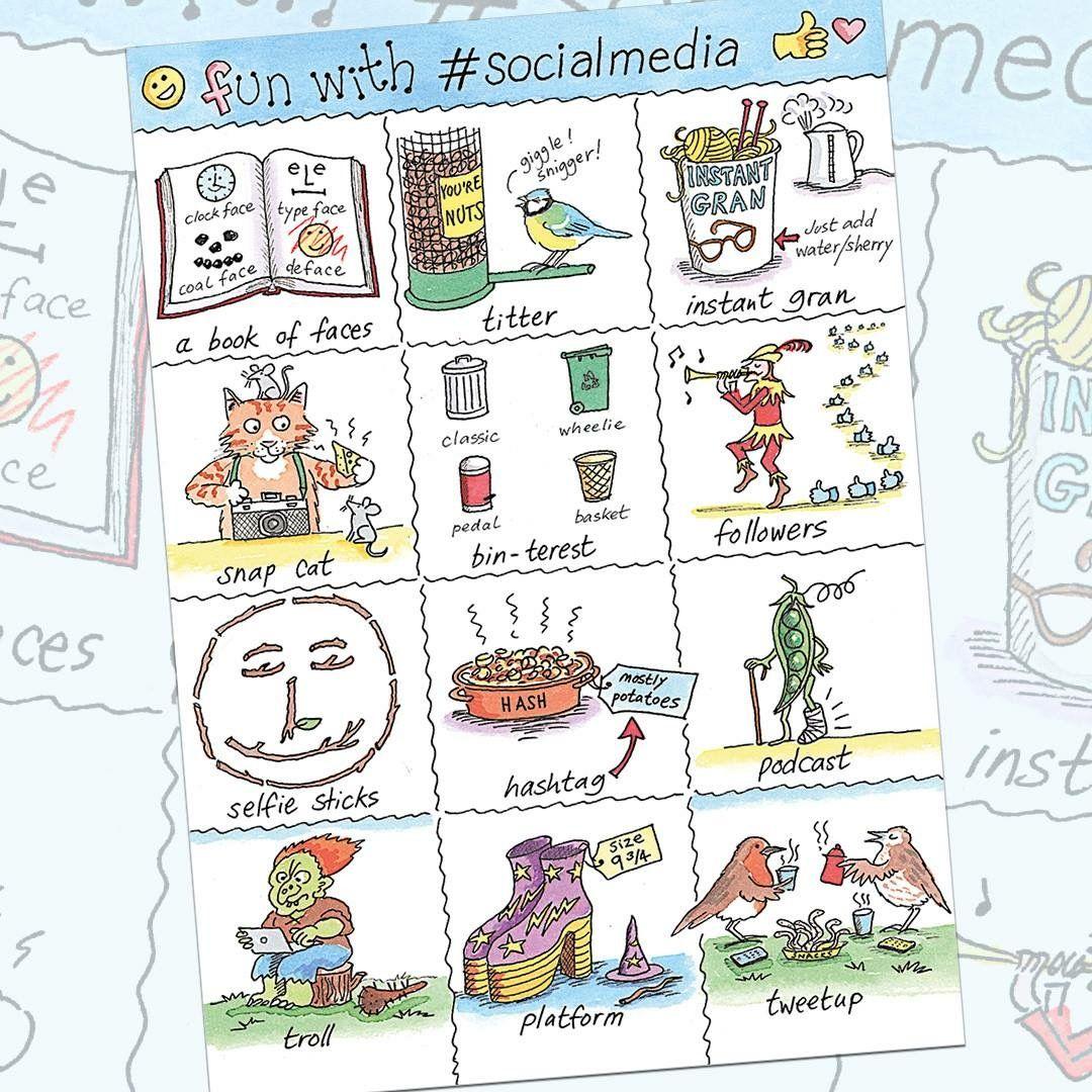 A269 Fun With Social Media 200 Each Or 160 Each When You Buy