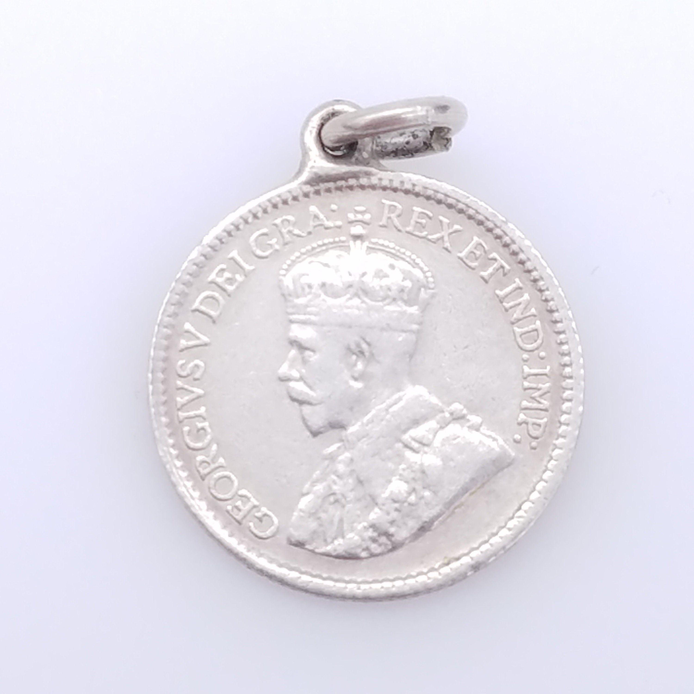 Silver pendant 925 sterling silver Broken Heart Pendant size 14mm x 22mm