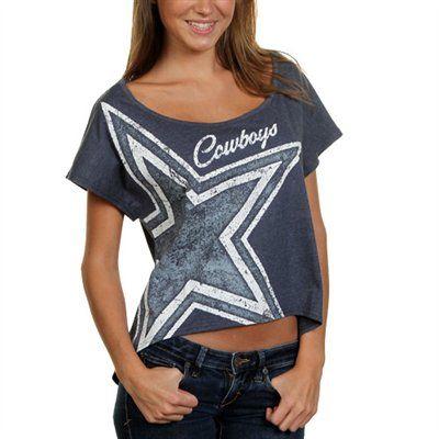 on sale 858fe 975e5 Cute Dallas Cowboys Top | NFL Womens Apparel | Dallas ...