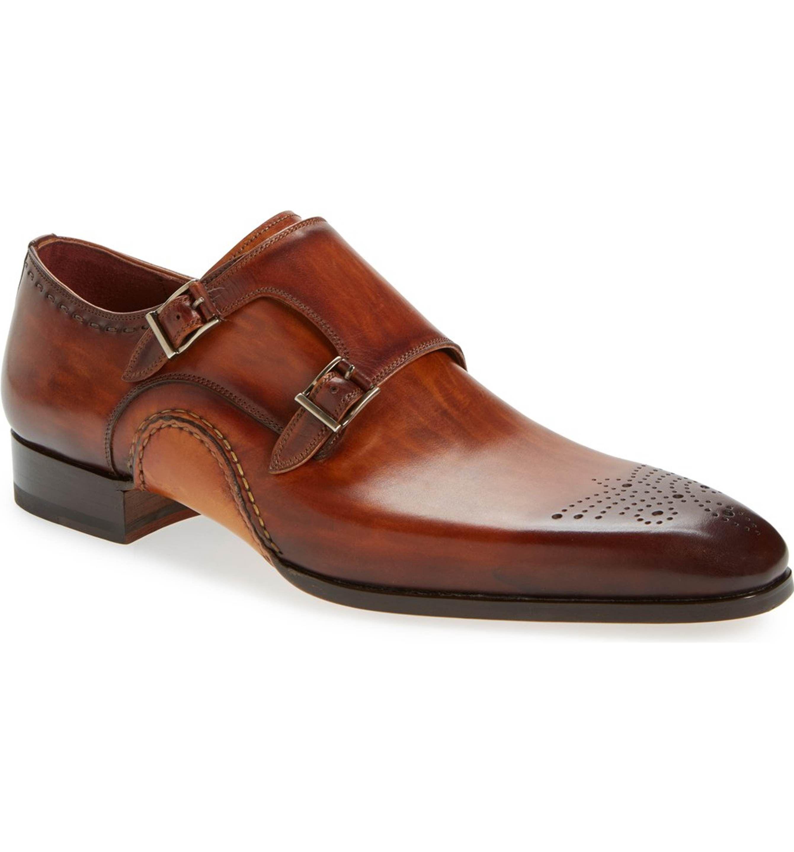 Men's Apolo Monk-Strap Loafer