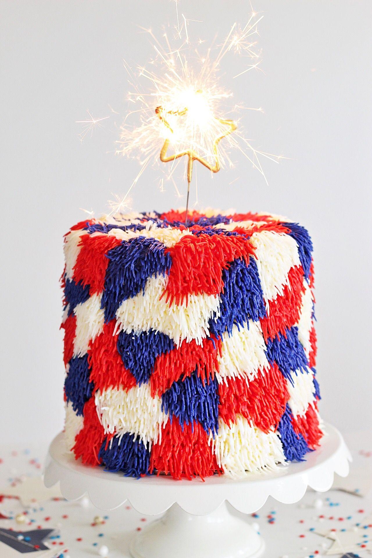 Celebration Worthy 4th of July Cakes   Cake by Courtney