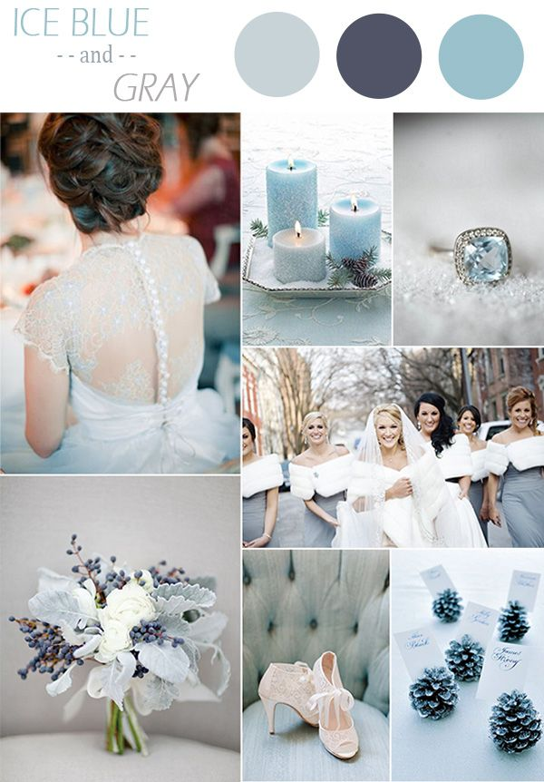 Top 10 Winter Wedding Color Ideas And Invitations For 2017