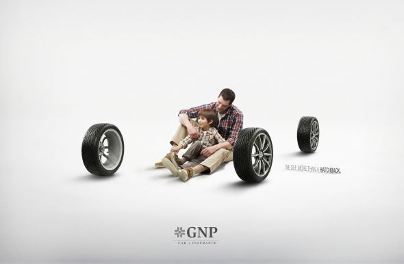 Gnp Insurance By Tbwa Teran Daria