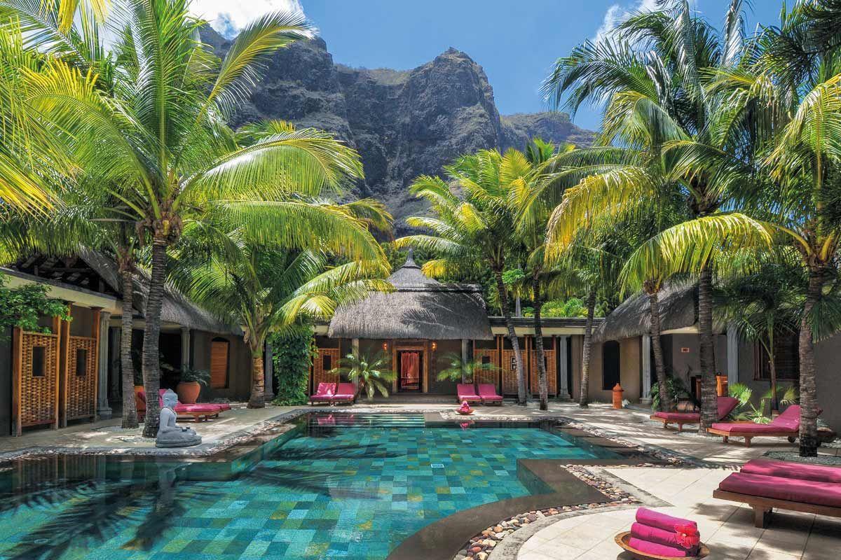 Bali les jardins paradisiaques des villas de vacances villas