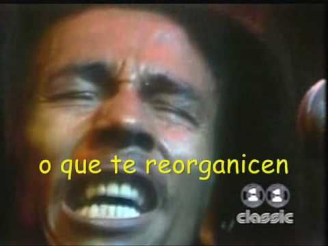 Bob Marley Could You Be Loved Subtitulado En Español A Fan Of Bob Marley Rip Bob Marley Bob Español