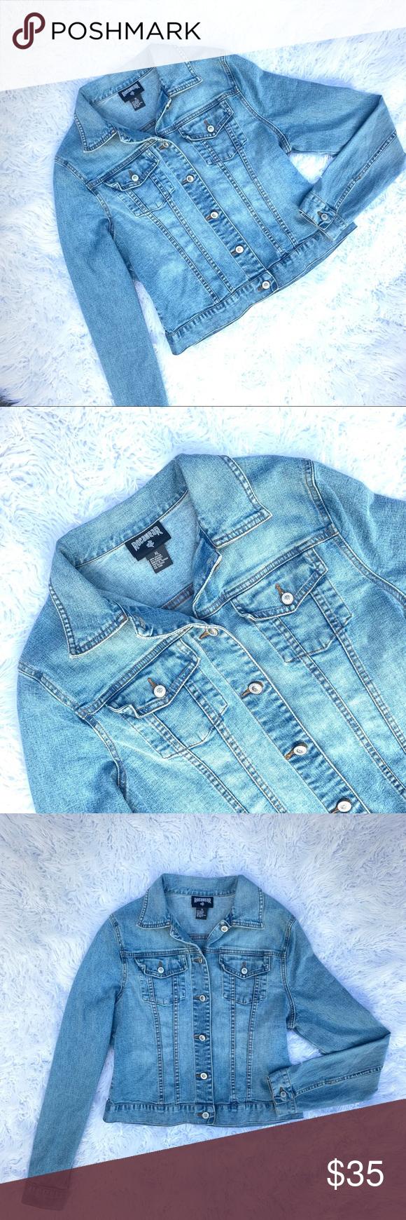 〰️Roca Wear〰️jean jacket
