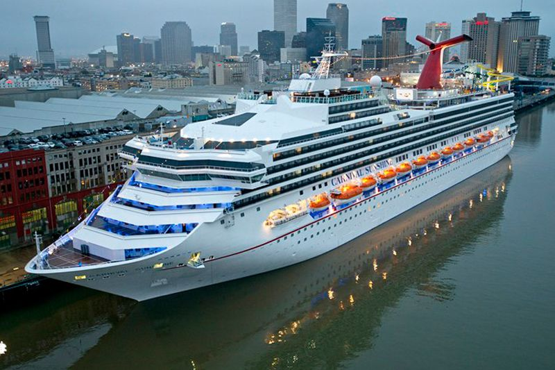 Carnival Sunshine Coming To NYC It Is Like A Savings Plan For - Buying a cruise ship