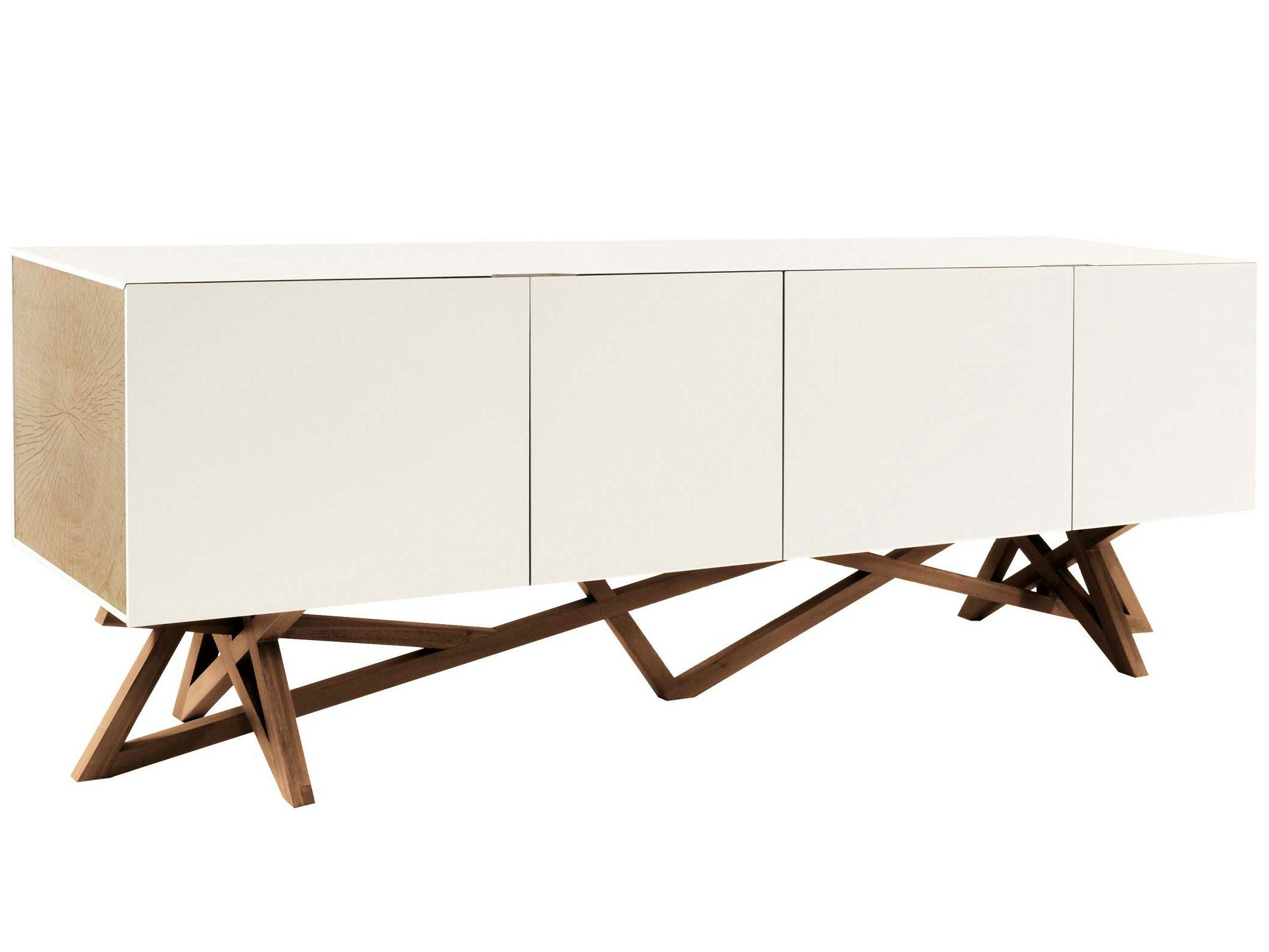 Saga Sideboard By Roche Bobois Design Christophe Delcourt  # Meuble Hifi Roche Bobois