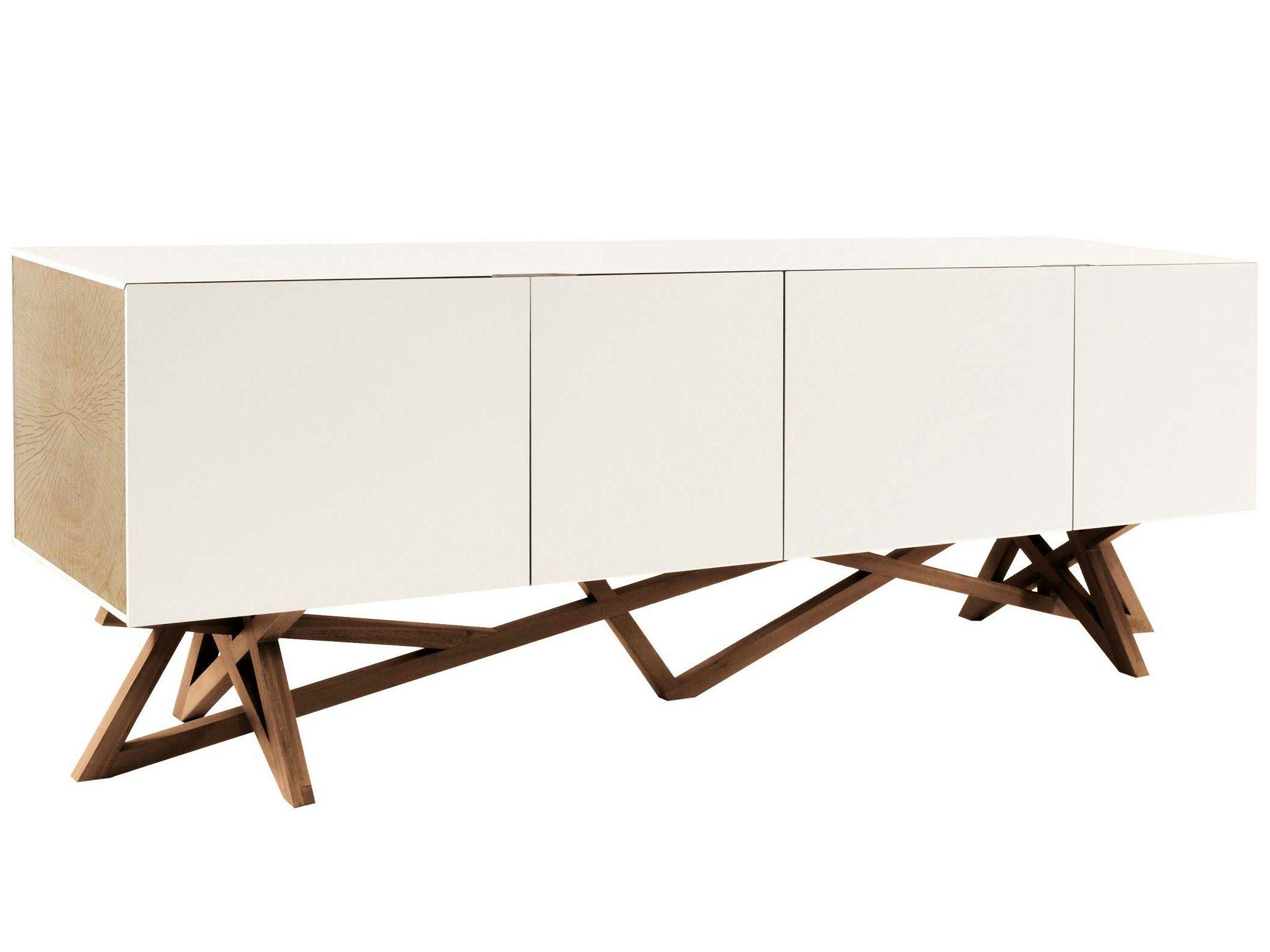Saga Sideboard By Roche Bobois Design Christophe Delcourt  # Buffet Roche Bobois