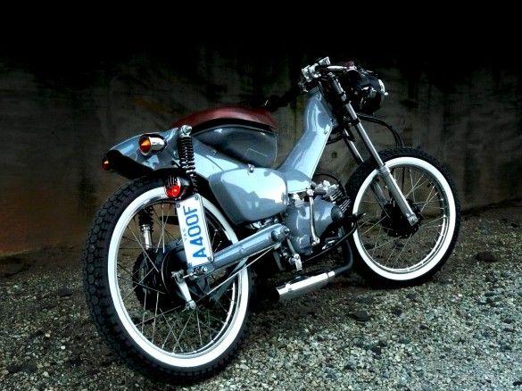 2003 Honda Ct 110 Postie Bike Bike Pinterest Honda And Zoom Zoom