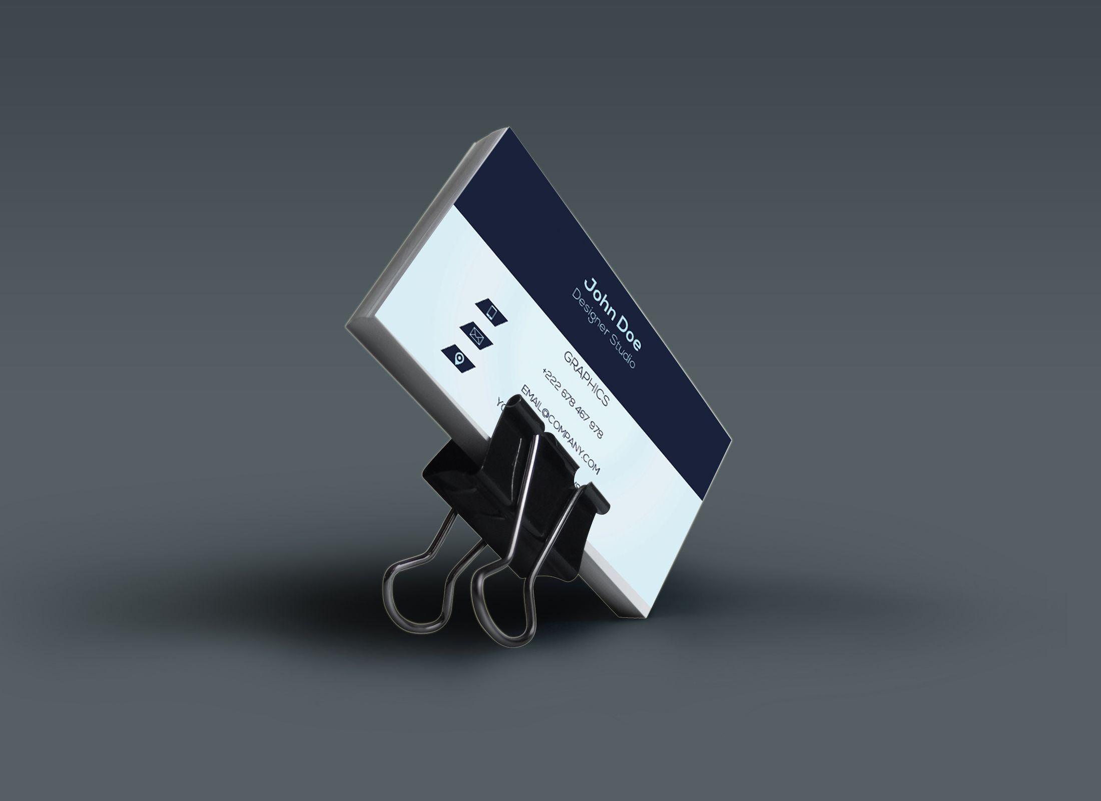 Professional business card design templates professional business professional business card design templates professional business card design graphic design inspiration flashek Images