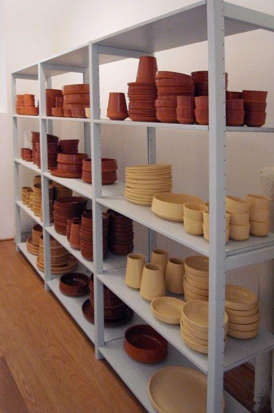 atelier NL: fundamentals of makkum at milan design week 09 - designboom   architecture  design magazine
