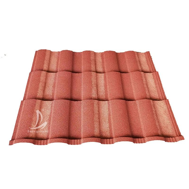 Sangobuild Stone Coated Roof Tile Steel Roofing Corrugated Roofing Metal Roof