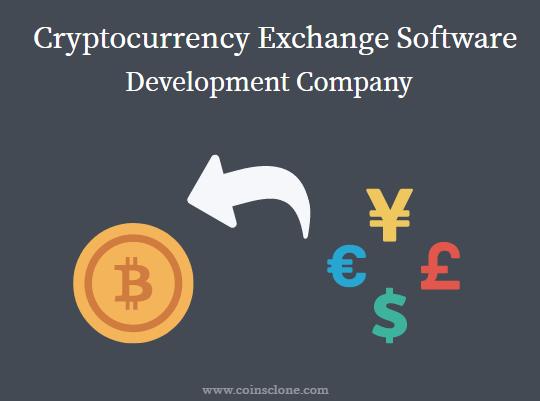 cryptocurrency exchange development india
