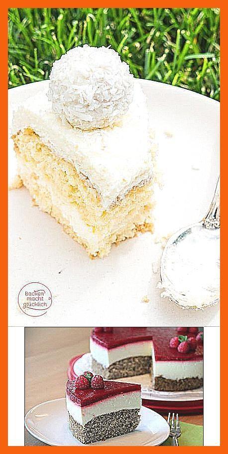 Photo of Biskuitboden Backen  Das Grundrezept LECKER –  Raffaello-Torte Rezept mit Bild  …