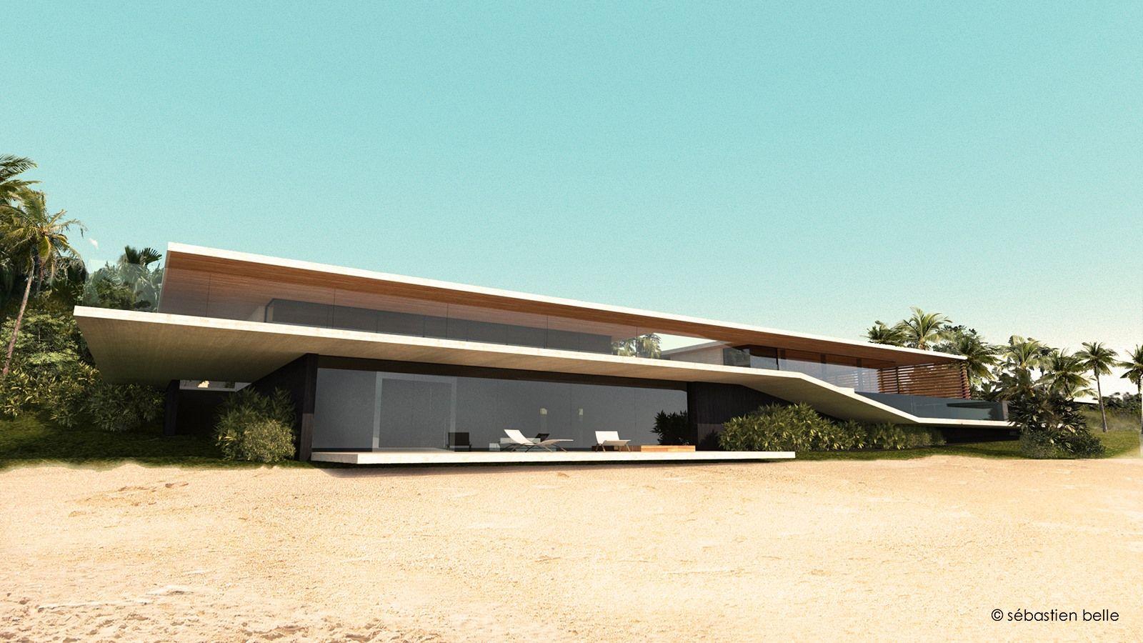 Villa contemporaine en Sardaigne | Architecture design and Architecture