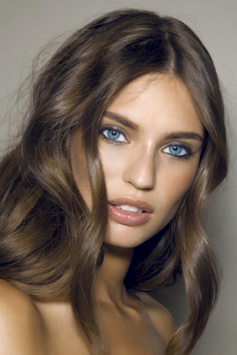 56 Unique Ways To Make Your Chestnut Brown Hair Pop Brown Hair