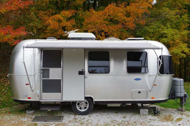 Airstream 22fb Airstream Sport Airstream Airstream Campers