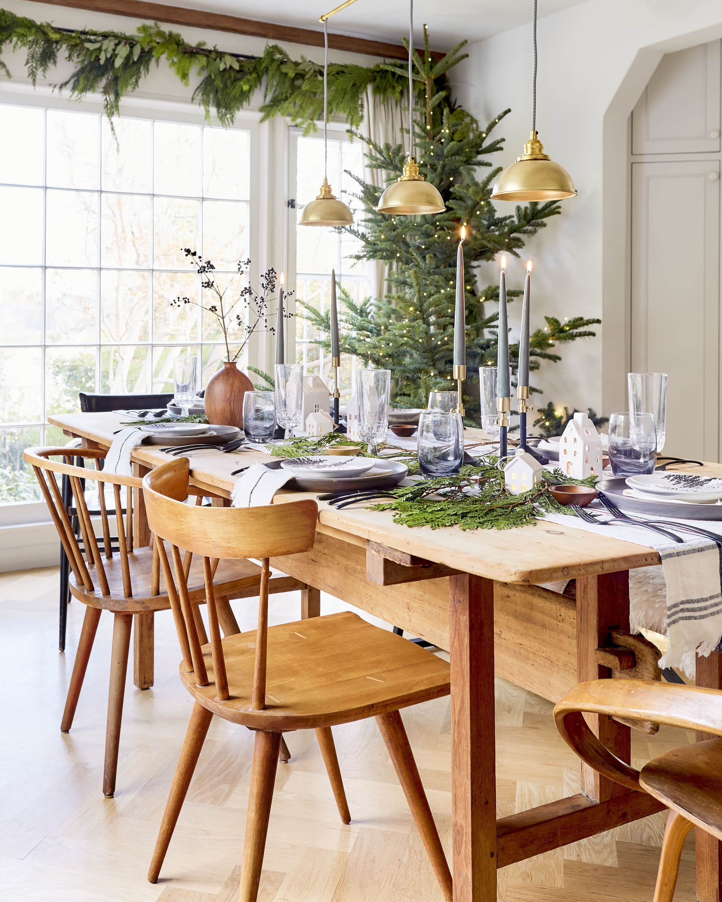 Beautiful Casual Dining Room: How To Create A Casual, Affordable And Beautiful Holiday