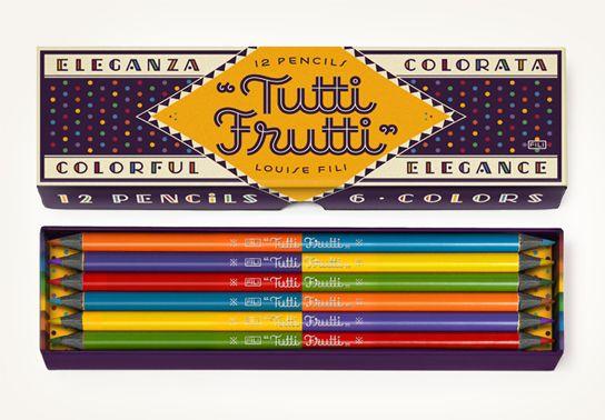 Louise Filli pencils