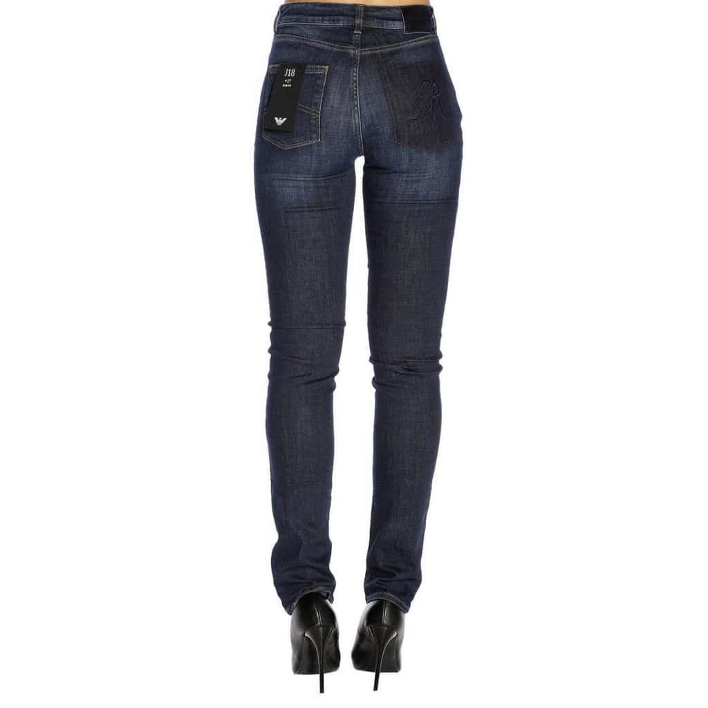 Armani Kleding.Armani Jeans Blauwe Slim Fit Jeans J18 Shop Pretty In Denim
